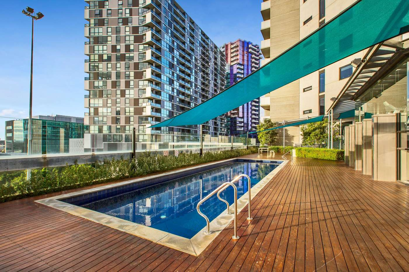 Seventh view of Homely apartment listing, 1702/5 Caravel Lane, Docklands VIC 3008