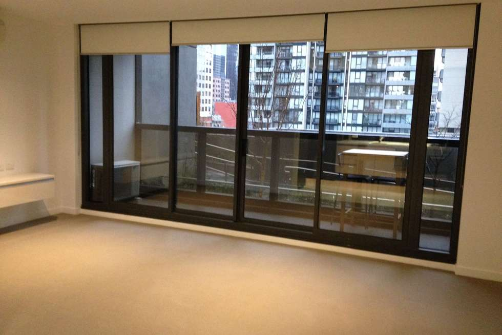 Third view of Homely apartment listing, 606/639 Lonsdale Street, Melbourne VIC 3000