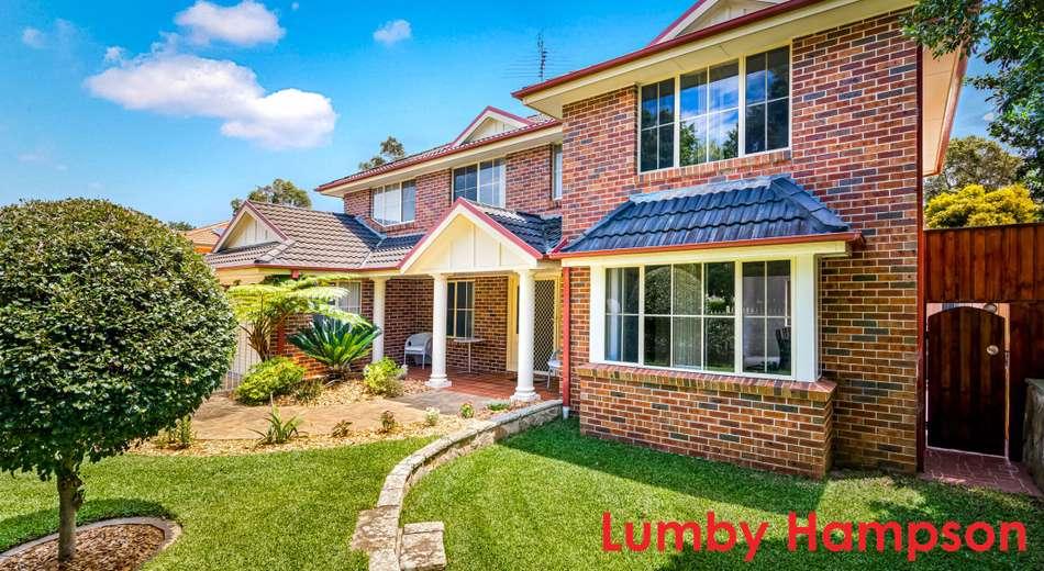 11 Cuthbert Avenue, Kellyville NSW 2155