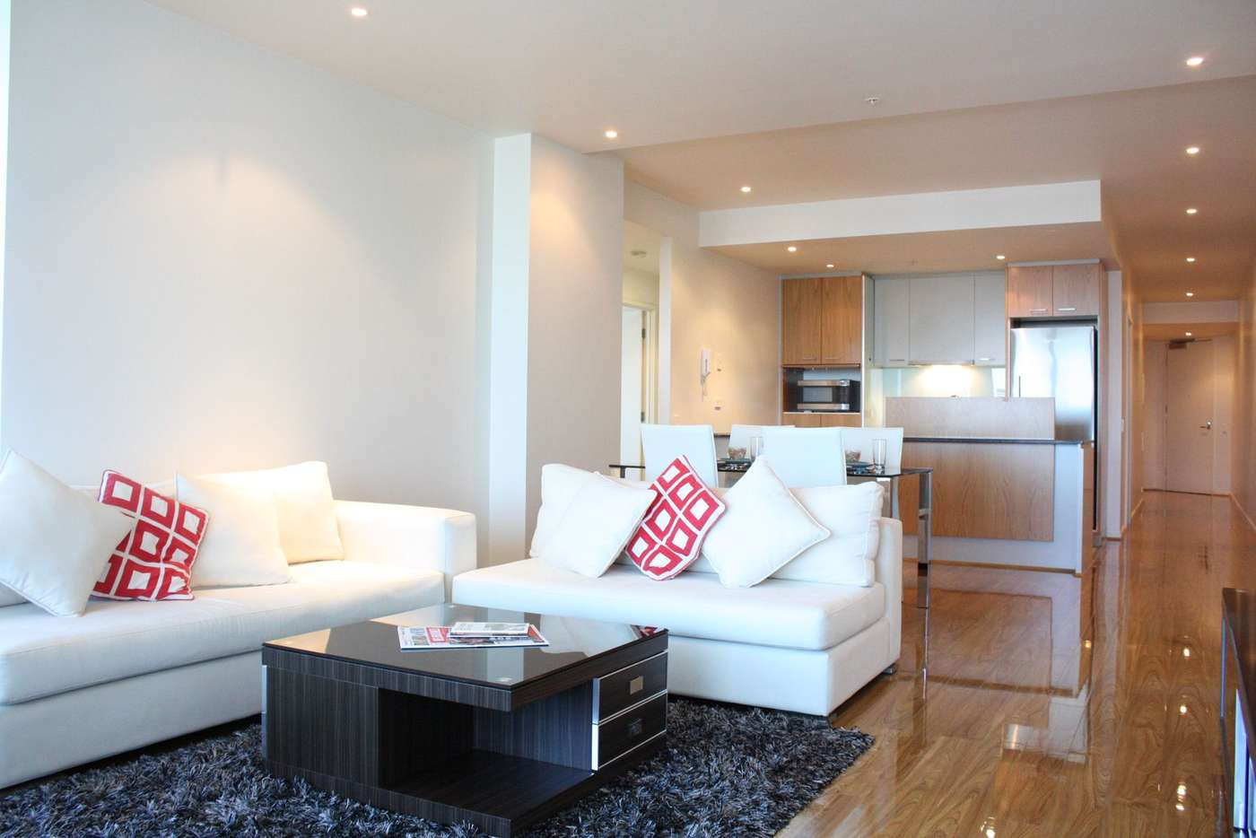 Main view of Homely apartment listing, 1702/15 Caravel Lane, Docklands VIC 3008