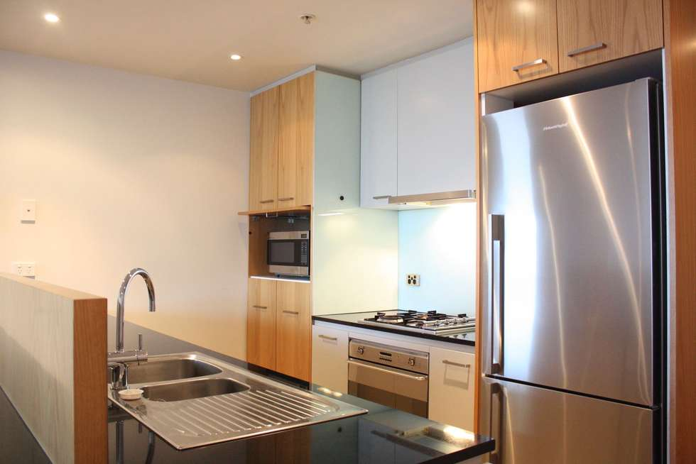Second view of Homely apartment listing, 1702/15 Caravel Lane, Docklands VIC 3008