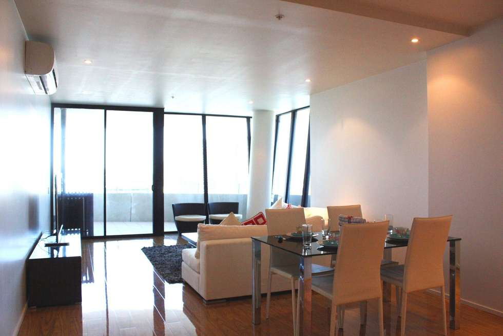 Third view of Homely apartment listing, 1702/15 Caravel Lane, Docklands VIC 3008