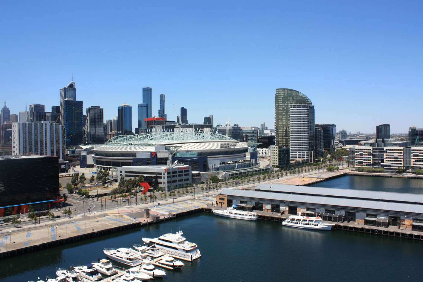 Fifth view of Homely apartment listing, 1702/15 Caravel Lane, Docklands VIC 3008
