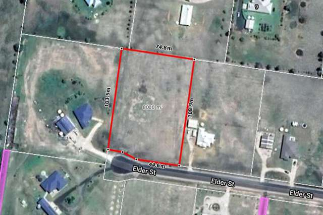 LOT/43 & 46 Elder Street, Chinchilla QLD 4413