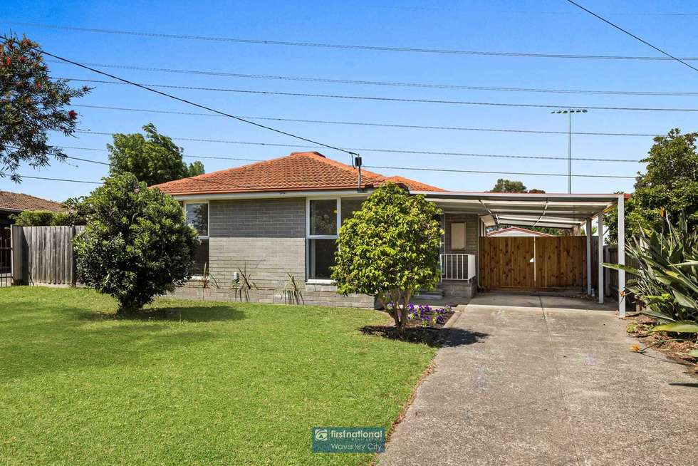 Second view of Homely house listing, 4 Redfern Crescent, Mulgrave VIC 3170