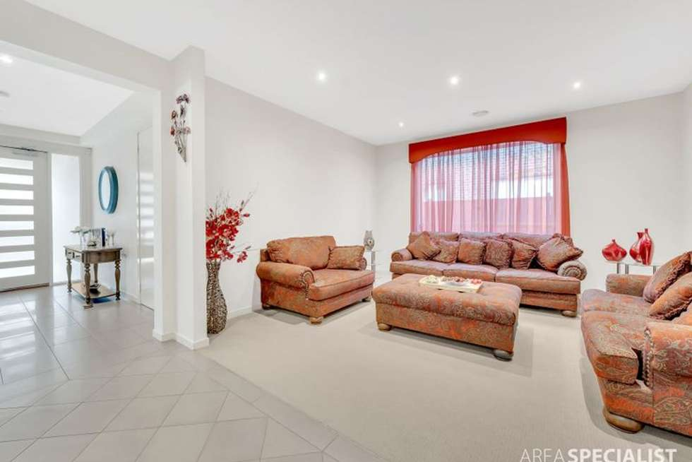 Second view of Homely house listing, 15 Mallett Grove, Lyndhurst VIC 3975