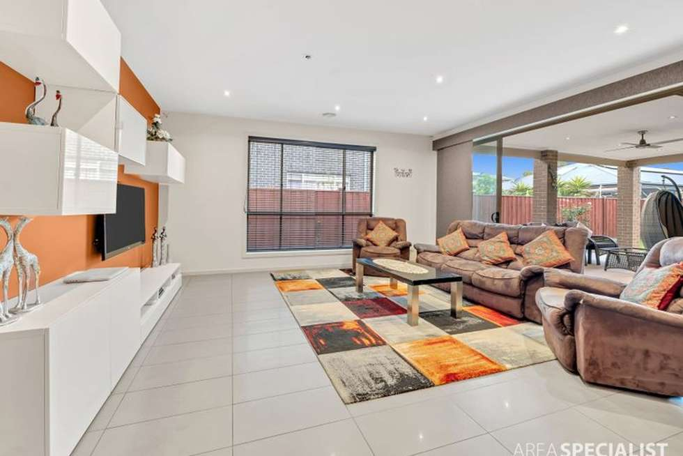 Third view of Homely house listing, 15 Mallett Grove, Lyndhurst VIC 3975