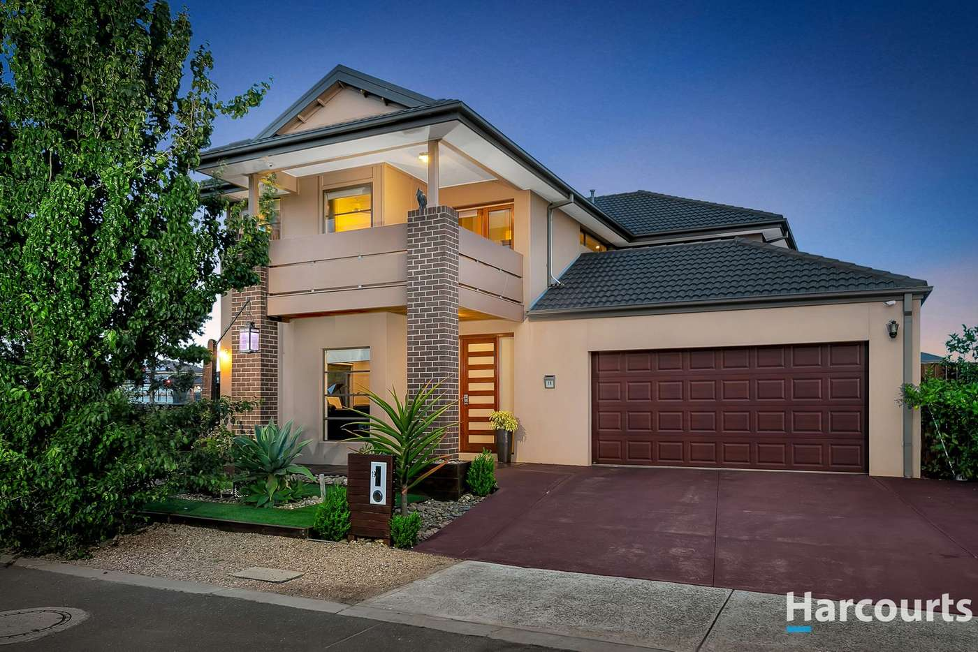 Main view of Homely house listing, 19 Beaconsfield Lane, Caroline Springs VIC 3023