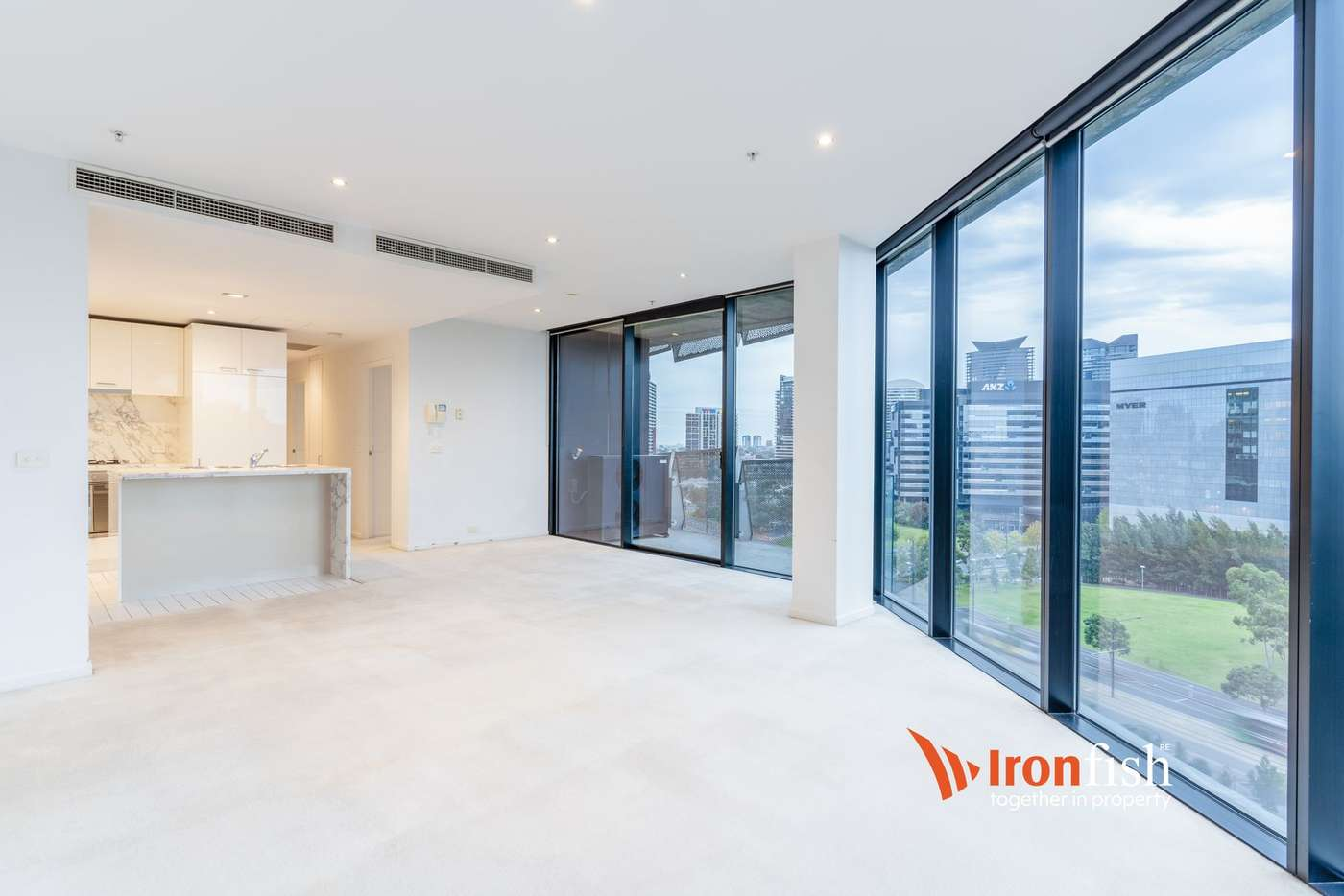 Main view of Homely apartment listing, Level10/8 Waterview Walk, Docklands VIC 3008