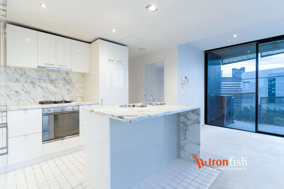 Second view of Homely apartment listing, Level10/8 Waterview Walk, Docklands VIC 3008