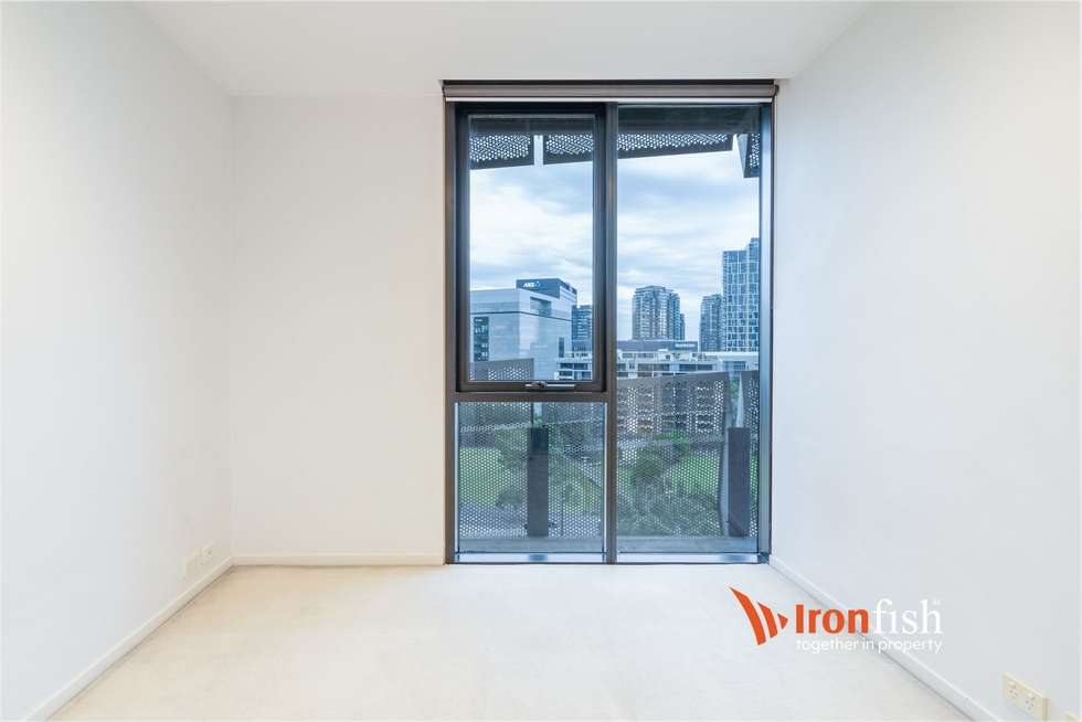 Third view of Homely apartment listing, Level10/8 Waterview Walk, Docklands VIC 3008