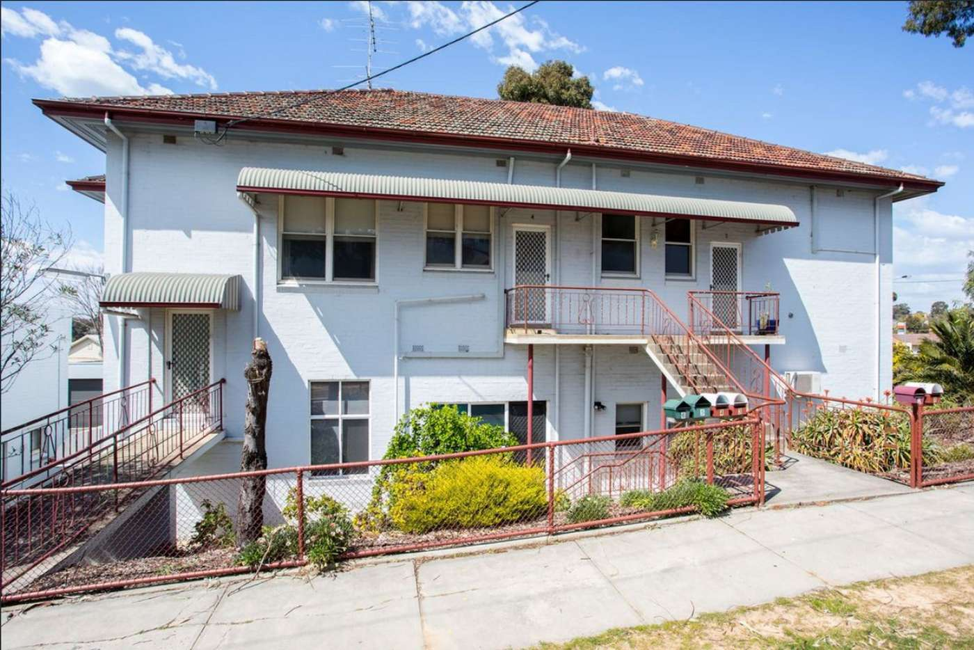 Main view of Homely townhouse listing, 4/125 Mitchell street, Bendigo VIC 3550