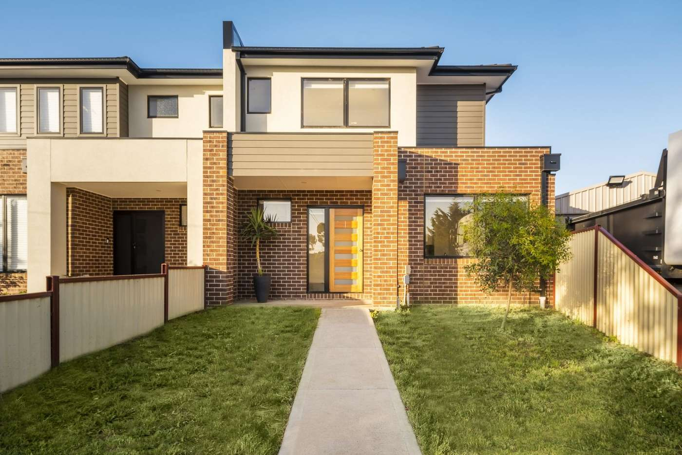 Main view of Homely townhouse listing, 1/4 Dean Court, Sunshine West VIC 3020