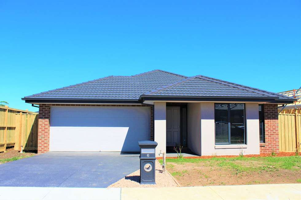 Second view of Homely house listing, 6 Kakoura Street, Drouin VIC 3818
