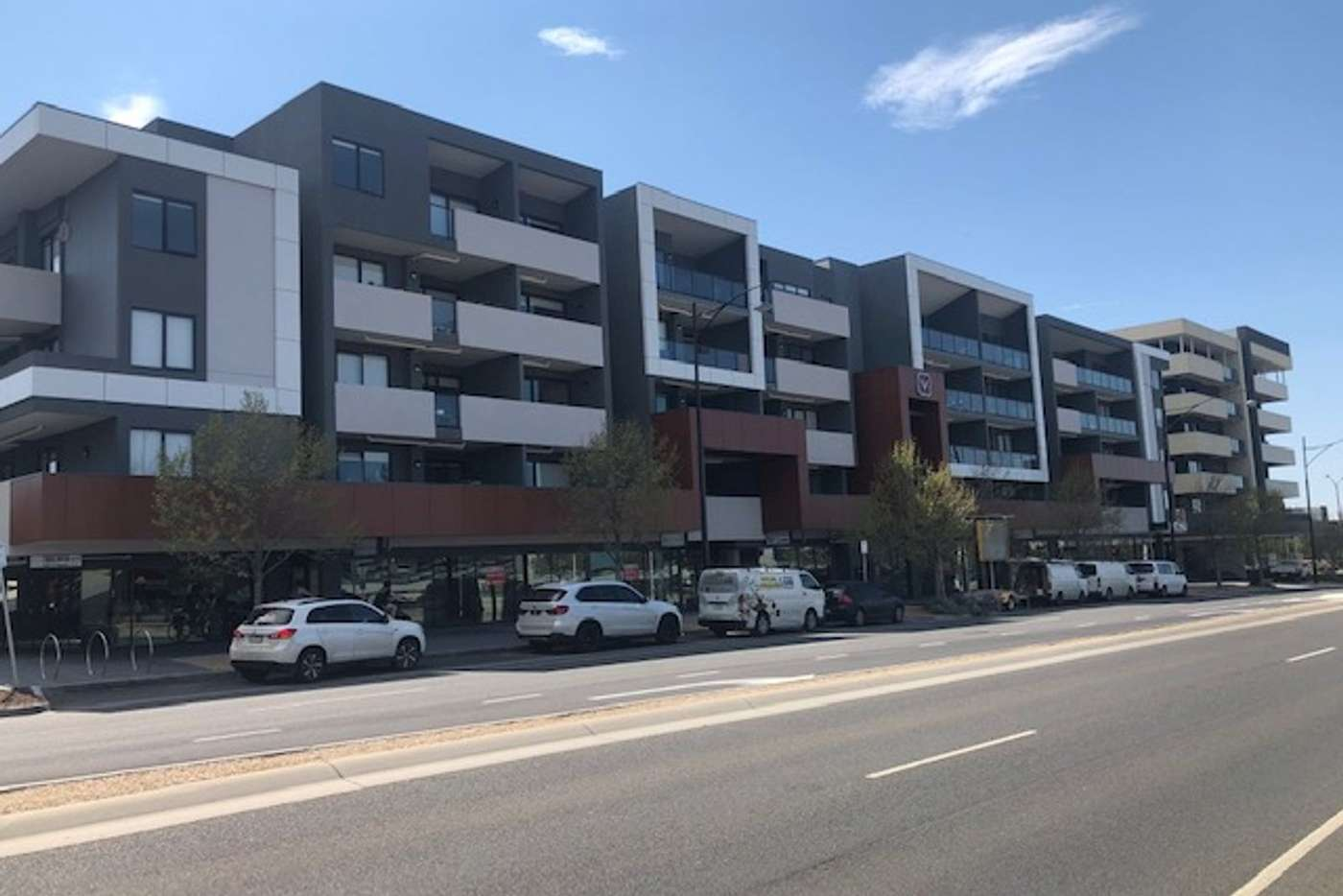 Main view of Homely apartment listing, 418/9 Commercial Road, Caroline Springs VIC 3023