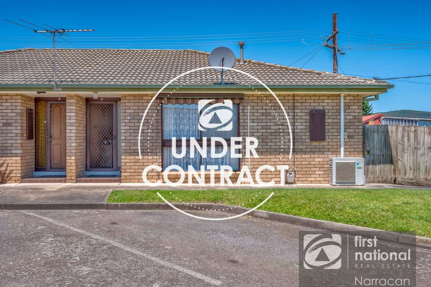 Main view of Homely unit listing, 1/15 Trentham Street, Moe VIC 3825