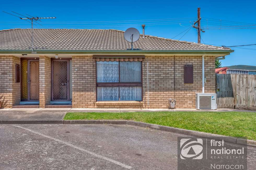 Second view of Homely unit listing, 1/15 Trentham Street, Moe VIC 3825