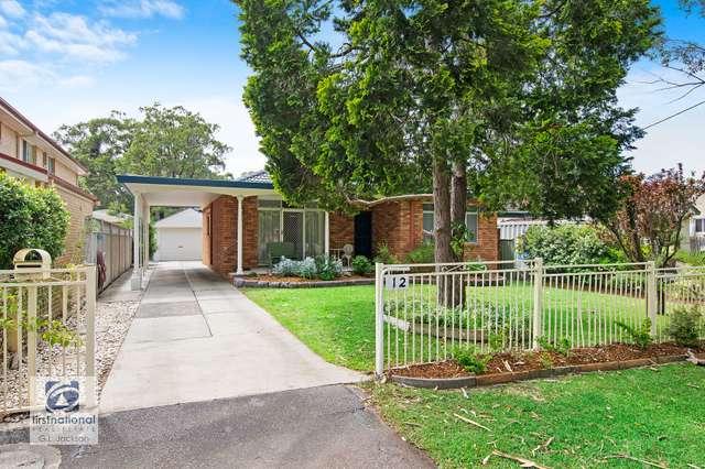 12 Commonwealth Avenue, Blackwall NSW 2256