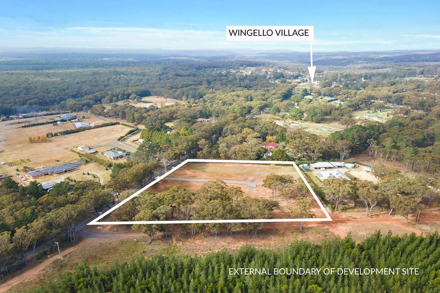 Main view of Homely residentialLand listing, 580 Murrimba Road, Wingello NSW 2579