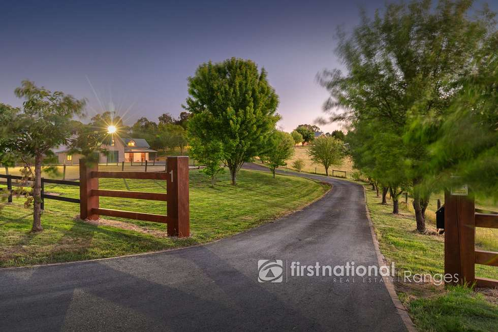 Fourth view of Homely acreageSemiRural listing, 1 Legg Road, Macclesfield VIC 3782