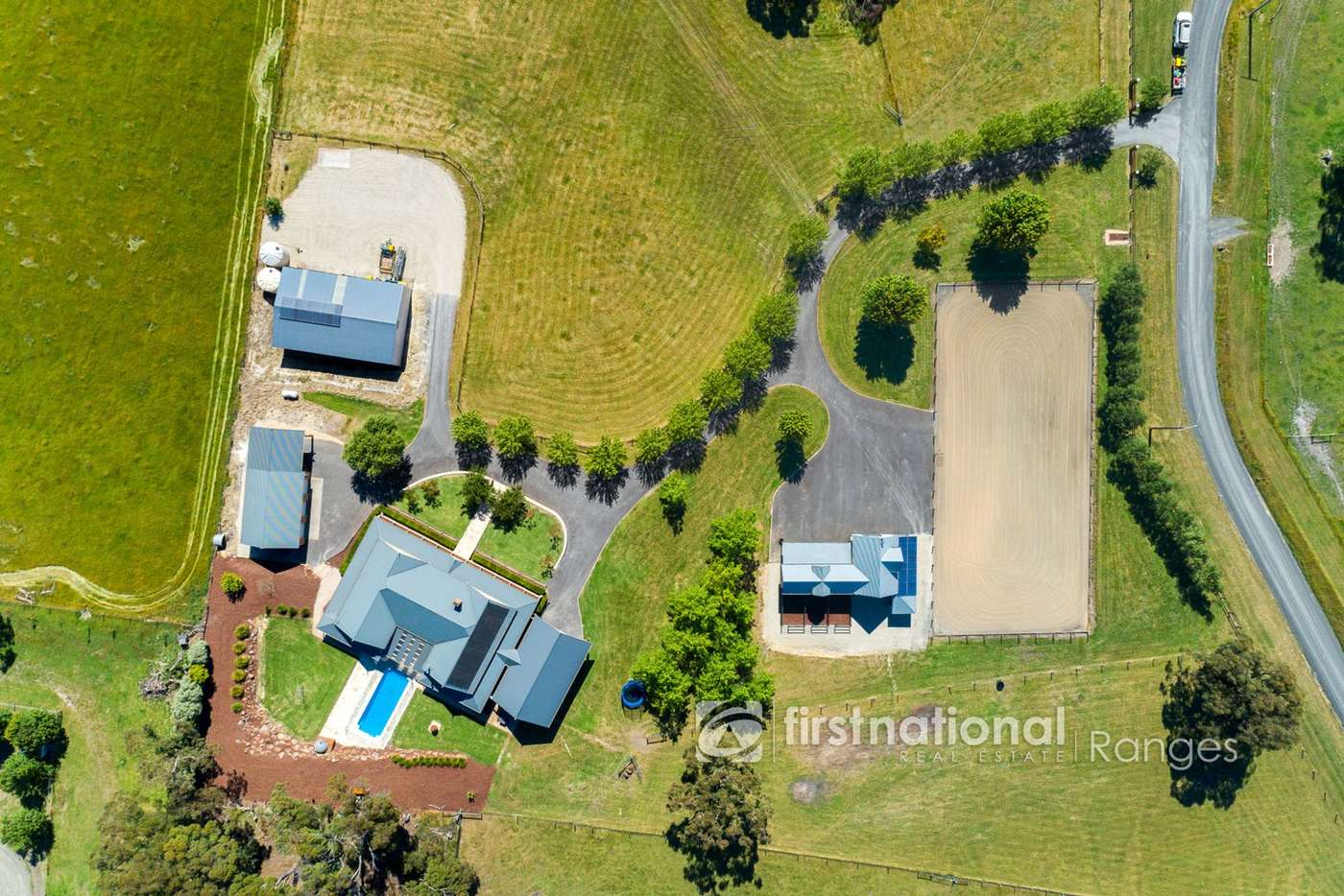 Fifth view of Homely acreageSemiRural listing, 1 Legg Road, Macclesfield VIC 3782