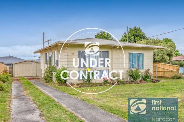 24 Windsor Avenue, Moe VIC 3825