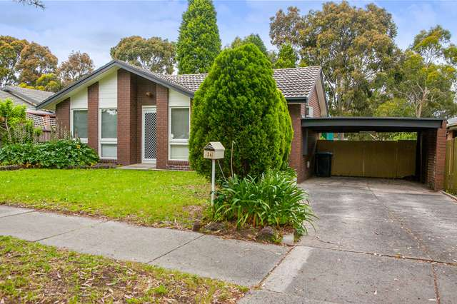 36 Argyle Way, Wantirna South VIC 3152