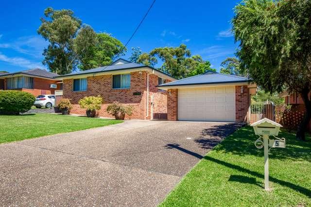 5 Grahame Street, Blaxland NSW 2774