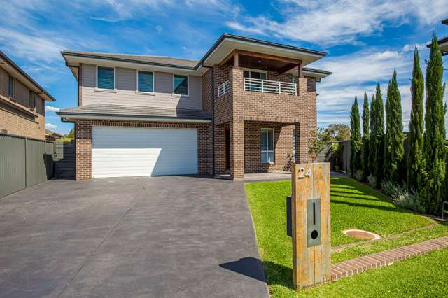 24 Woodgrove Place, Glenmore Park NSW 2745