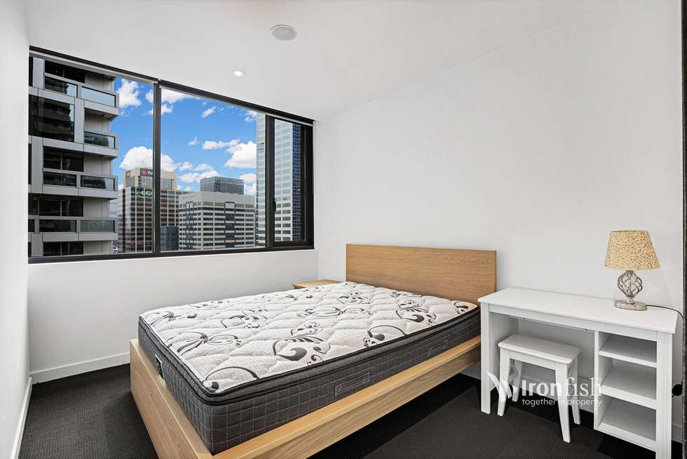 Fourth view of Homely apartment listing, 3202/33 Rose Lane, Melbourne VIC 3000
