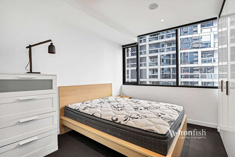 Fifth view of Homely apartment listing, 3202/33 Rose Lane, Melbourne VIC 3000