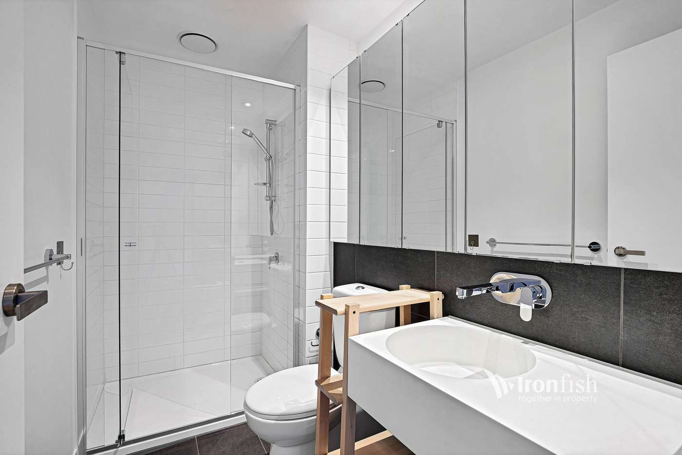 Sixth view of Homely apartment listing, 3202/33 Rose Lane, Melbourne VIC 3000