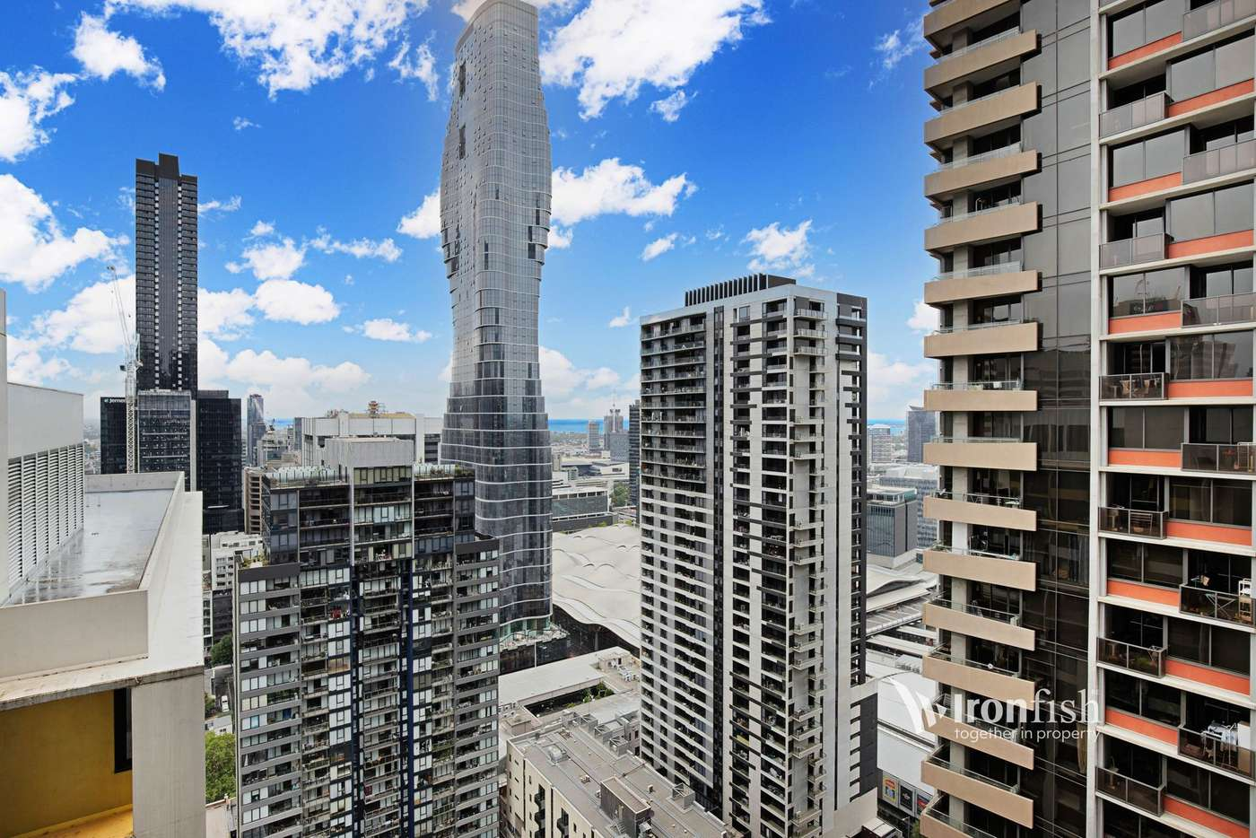 Seventh view of Homely apartment listing, 3202/33 Rose Lane, Melbourne VIC 3000