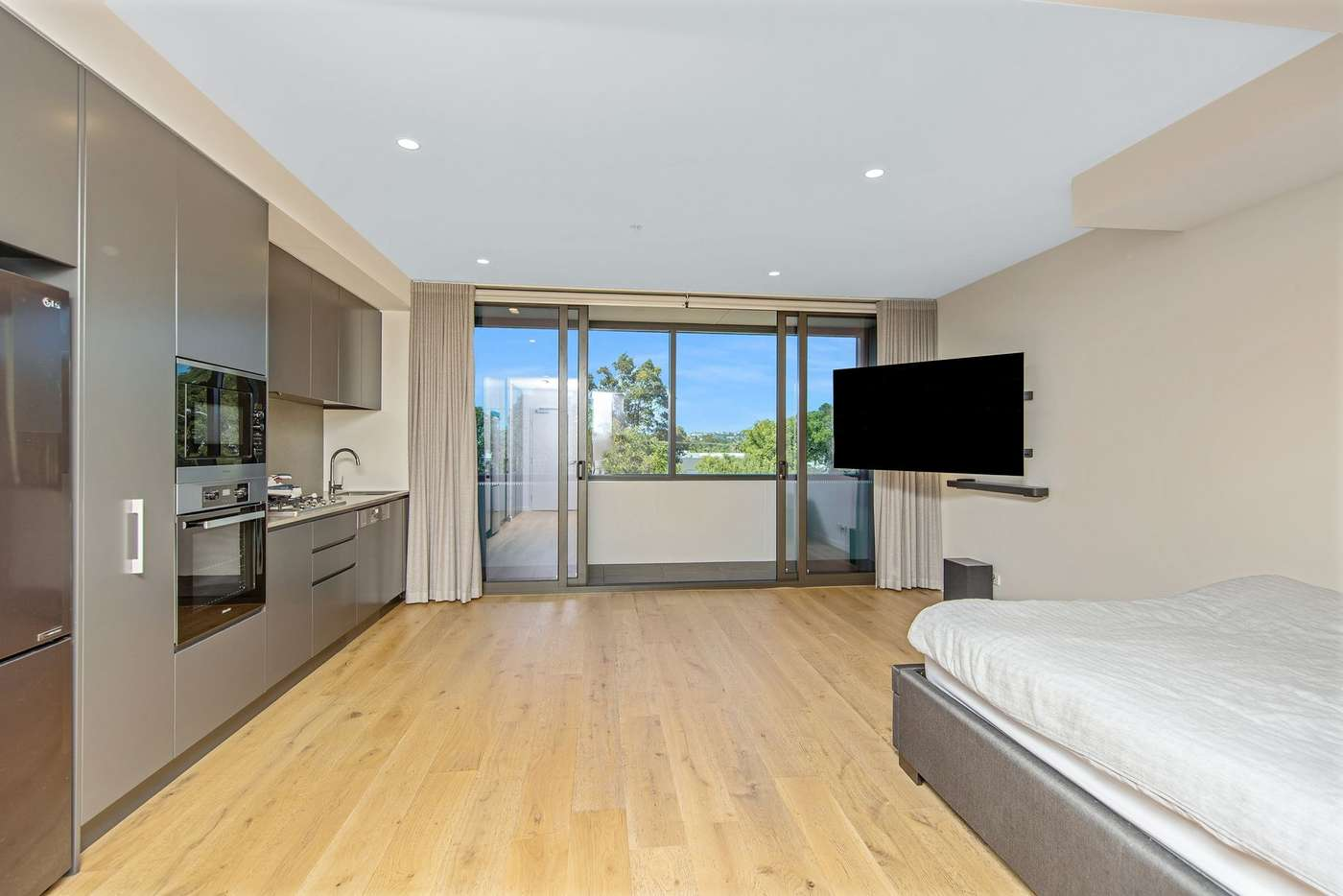 Main view of Homely studio listing, 202/470 King Street, Newcastle NSW 2300
