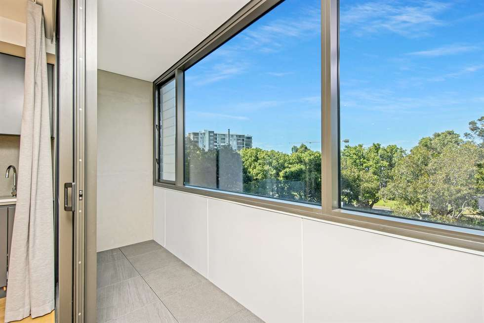 Second view of Homely studio listing, 202/470 King Street, Newcastle NSW 2300
