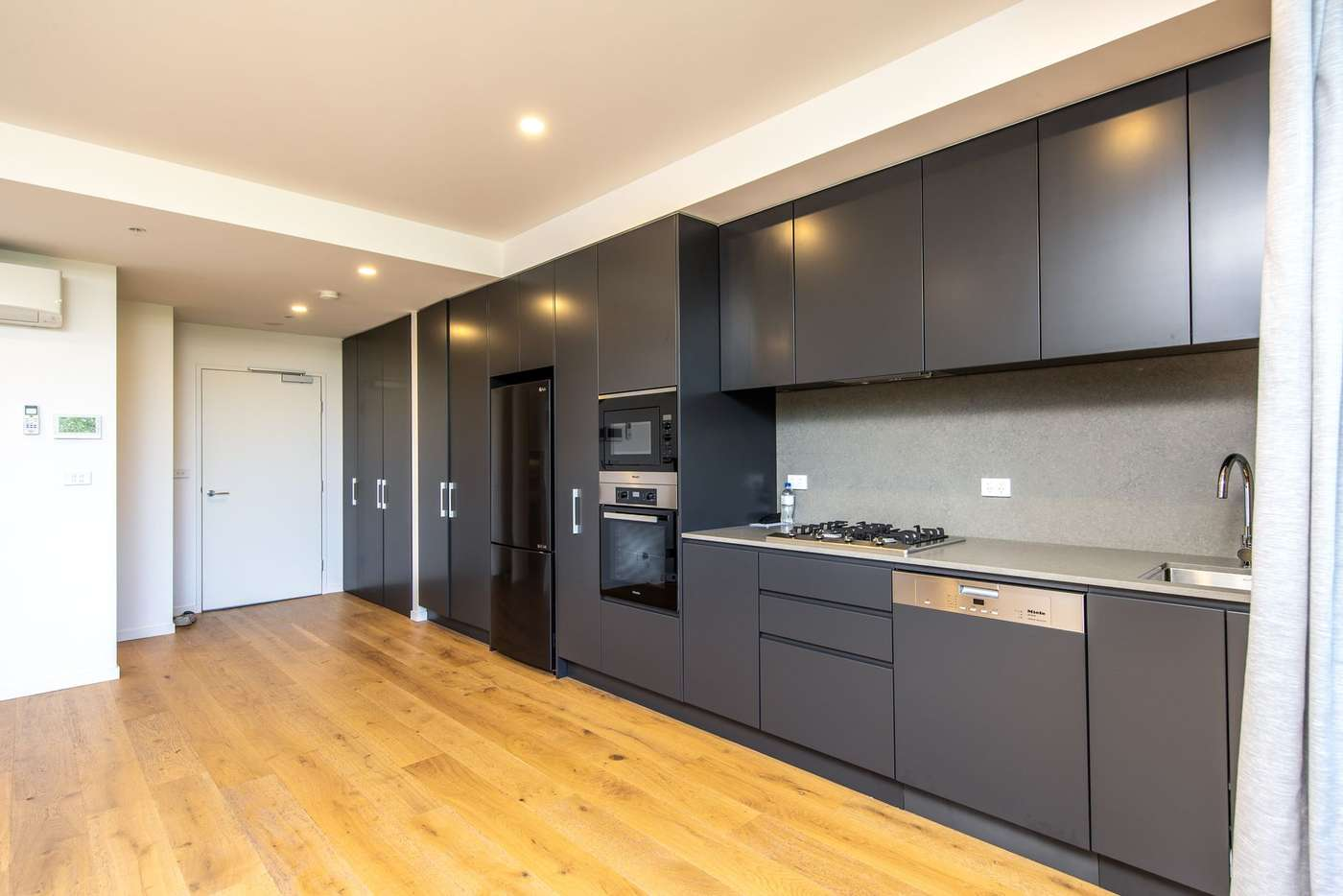 Third view of Homely studio listing, 202/470 King Street, Newcastle NSW 2300