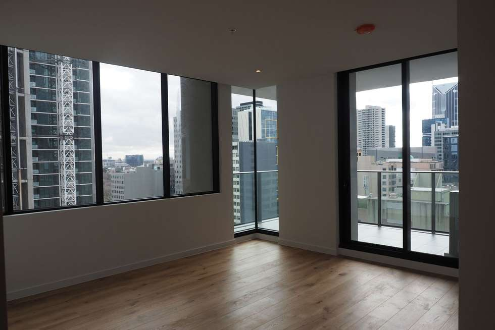 Second view of Homely apartment listing, 1801B/11 Rose Lane, Melbourne VIC 3000