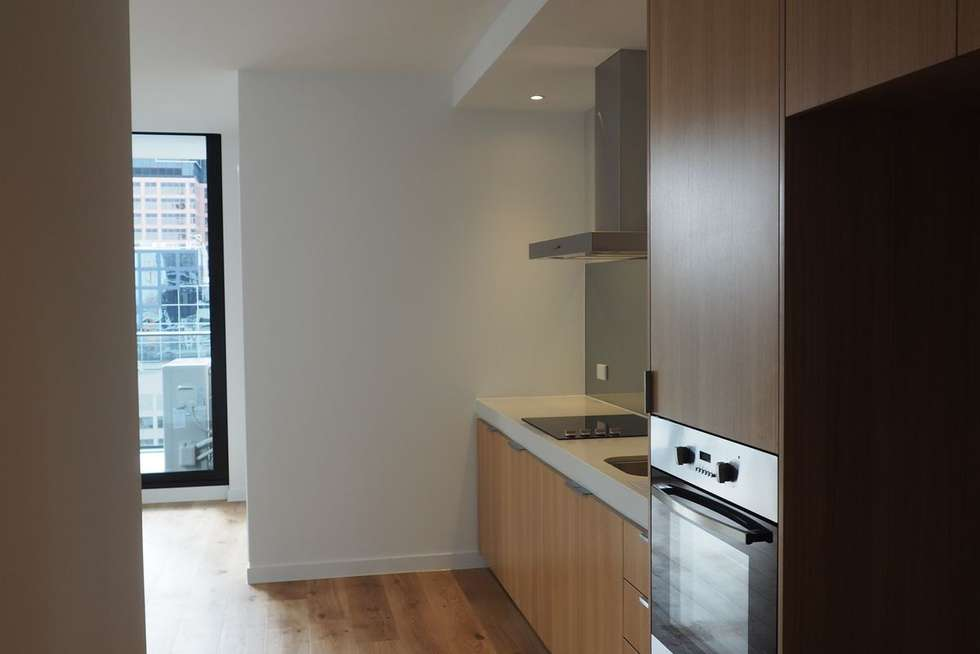 Third view of Homely apartment listing, 1801B/11 Rose Lane, Melbourne VIC 3000