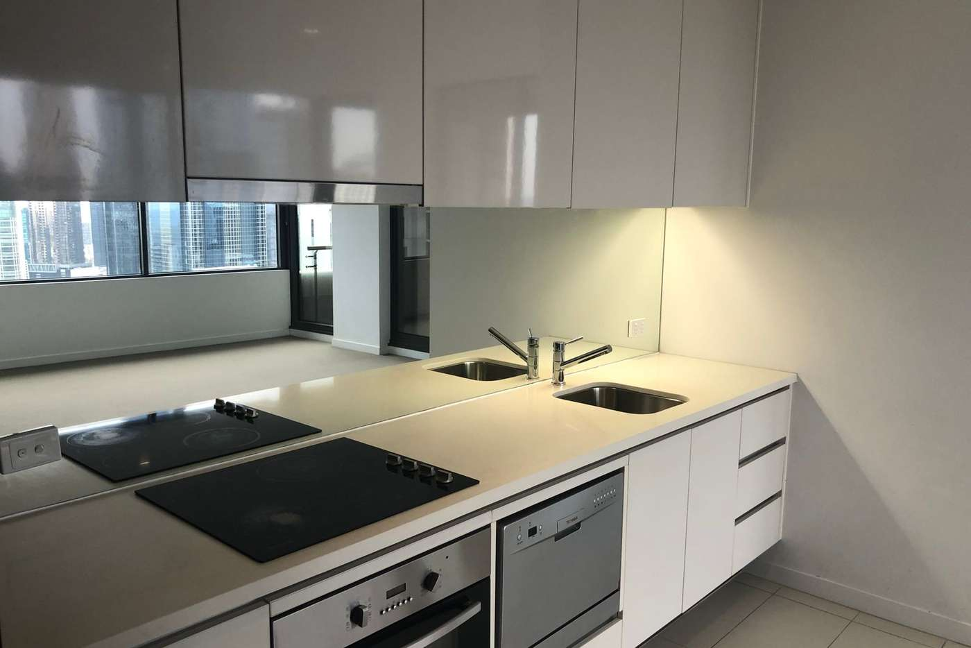 Main view of Homely apartment listing, 3405/639 Lonsdale Street, Melbourne VIC 3000