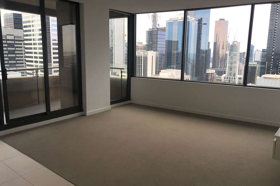 Second view of Homely apartment listing, 3405/639 Lonsdale Street, Melbourne VIC 3000