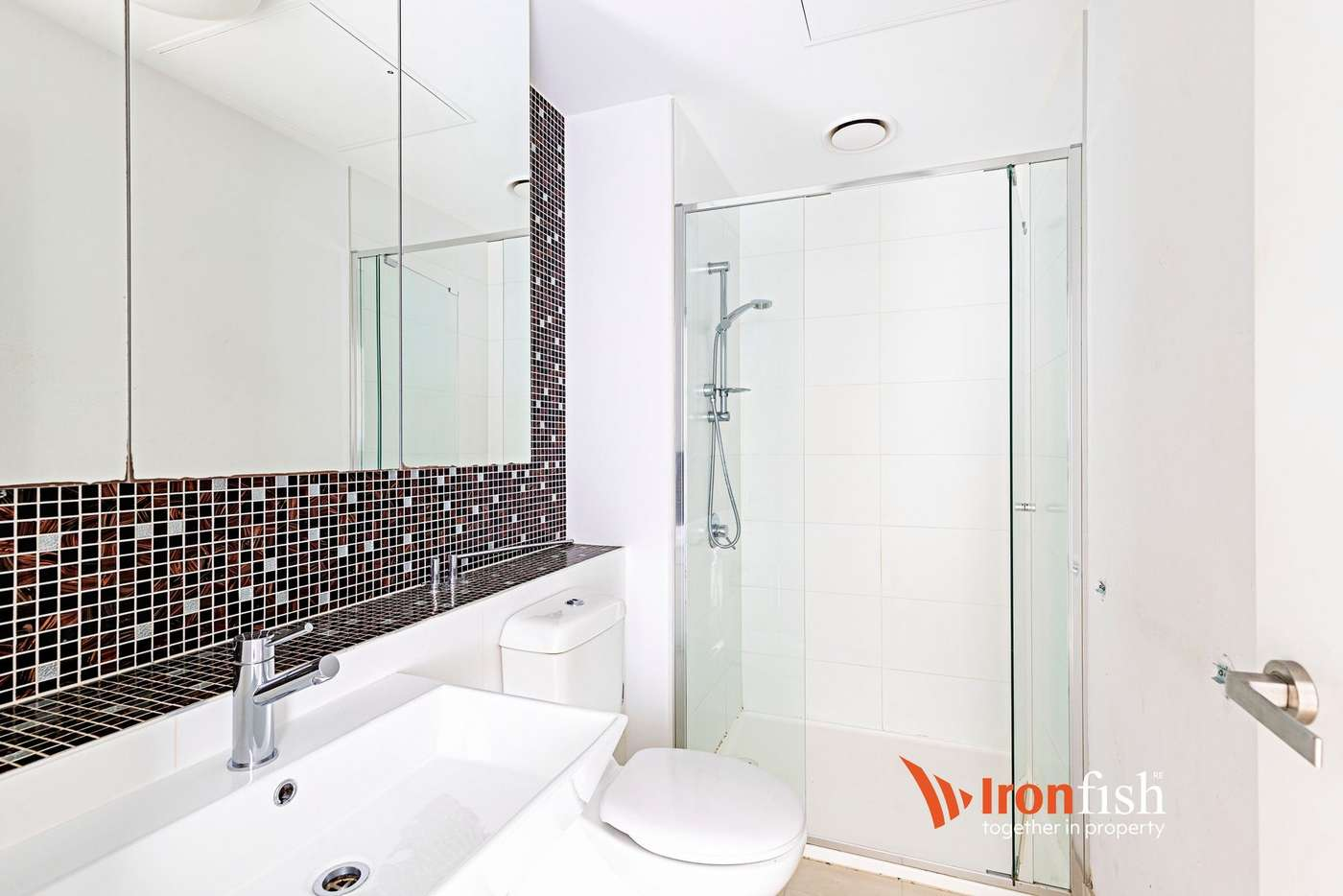 Seventh view of Homely apartment listing, 3405/639 Lonsdale Street, Melbourne VIC 3000