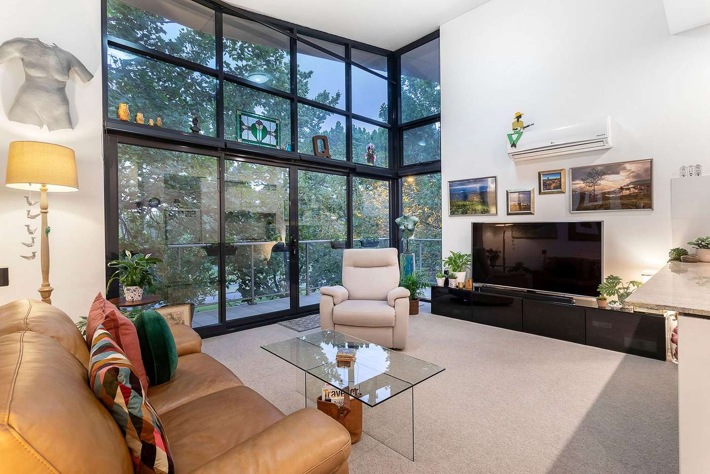 Main view of Homely apartment listing, 18/124 Mounts Bay Road, Perth WA 6000