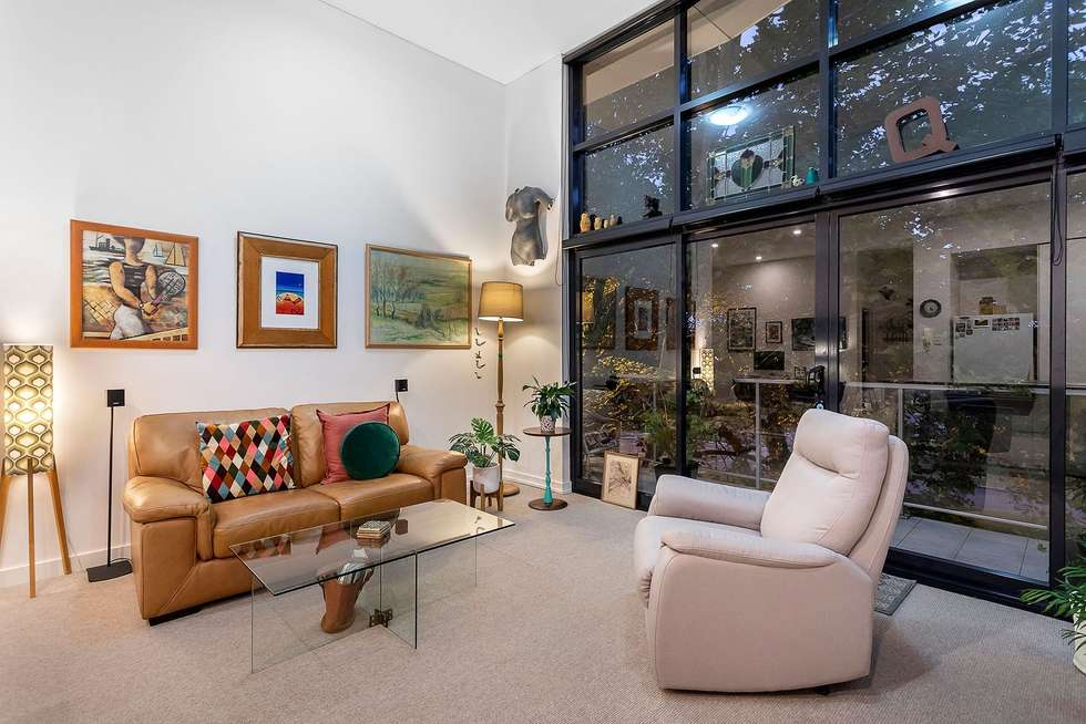 Second view of Homely apartment listing, 18/124 Mounts Bay Road, Perth WA 6000