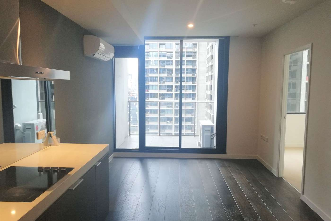 Main view of Homely apartment listing, 2508B/11 Rose Lane, Melbourne VIC 3000