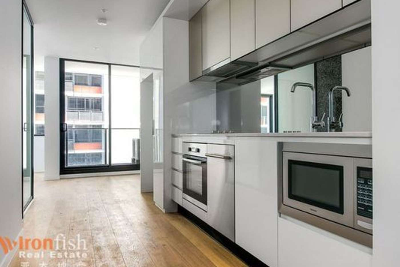 Main view of Homely apartment listing, 2404/33 Rose Lane, Melbourne VIC 3000