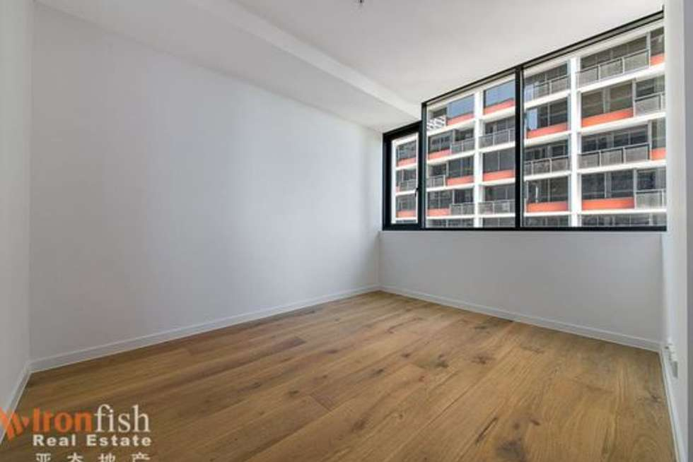 Second view of Homely apartment listing, 2404/33 Rose Lane, Melbourne VIC 3000