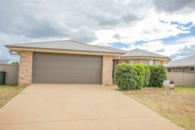 18 Sheridan Street, Chinchilla QLD 4413