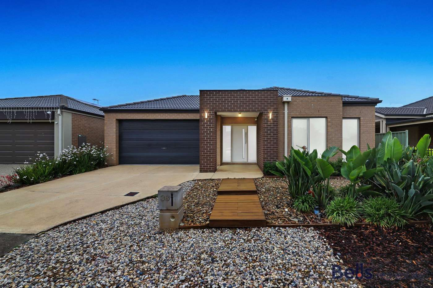 Main view of Homely house listing, 36 Goodenia Way, Caroline Springs VIC 3023