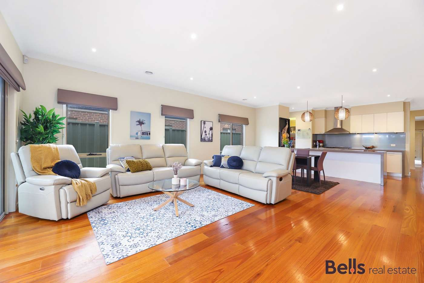 Fifth view of Homely house listing, 36 Goodenia Way, Caroline Springs VIC 3023