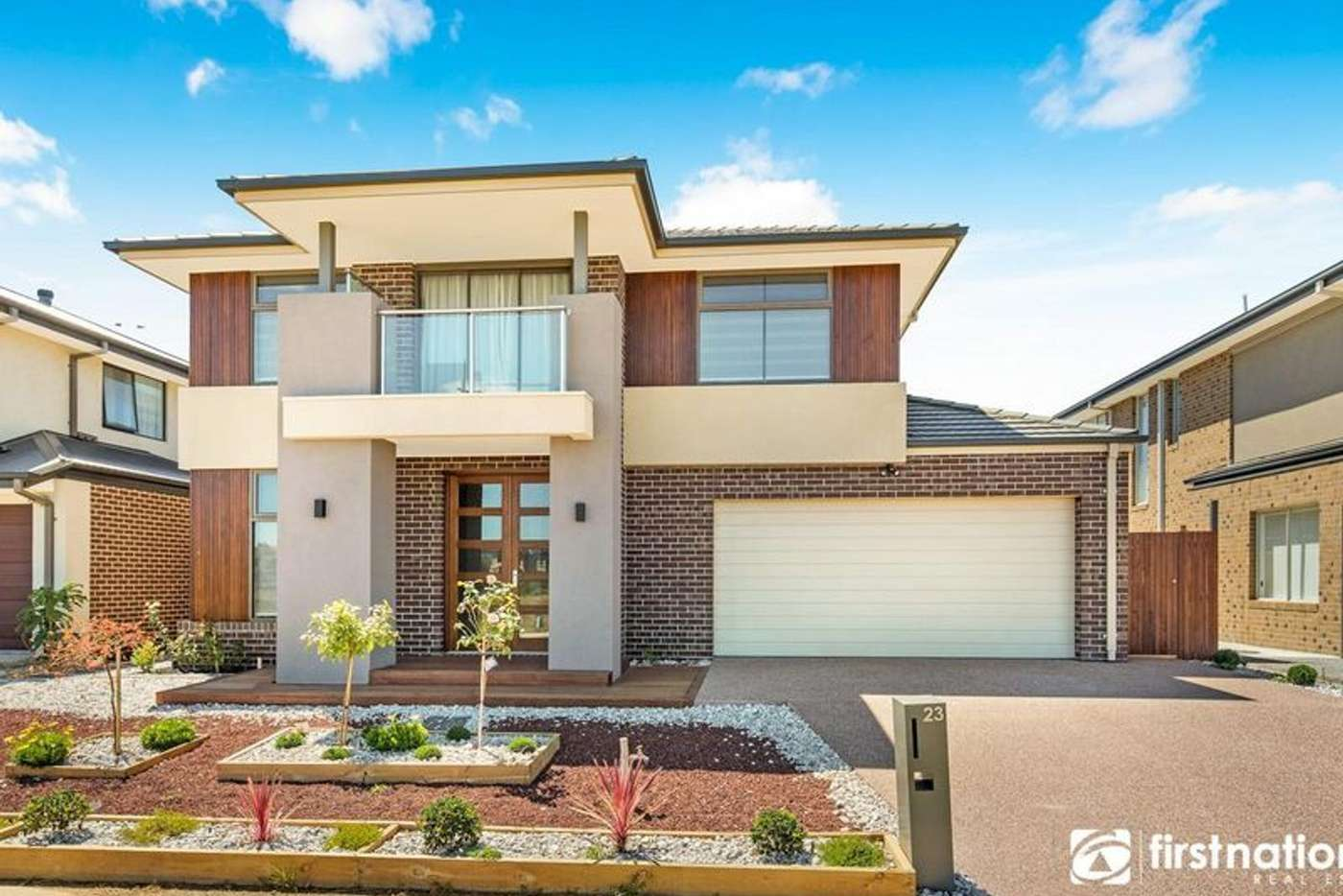 Main view of Homely house listing, 23 Viewside Way, Point Cook VIC 3030